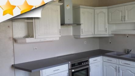 renovation meuble de cuisine scs multiservice. Black Bedroom Furniture Sets. Home Design Ideas