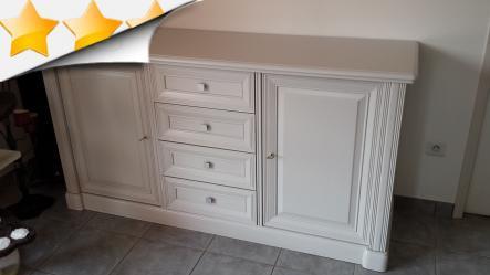 Rénovation de meubles de salon par SCS-Multiservice