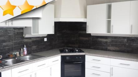 remplacement portes de meuble de cuisine scs multiservice. Black Bedroom Furniture Sets. Home Design Ideas