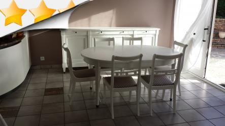 R novation de meubles de salon par scs multiservice - Relooking salle a manger ...